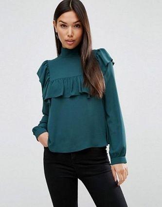 Выкройка №419, блуза, магазин выкроек grasser.ru #sewing_pattern
