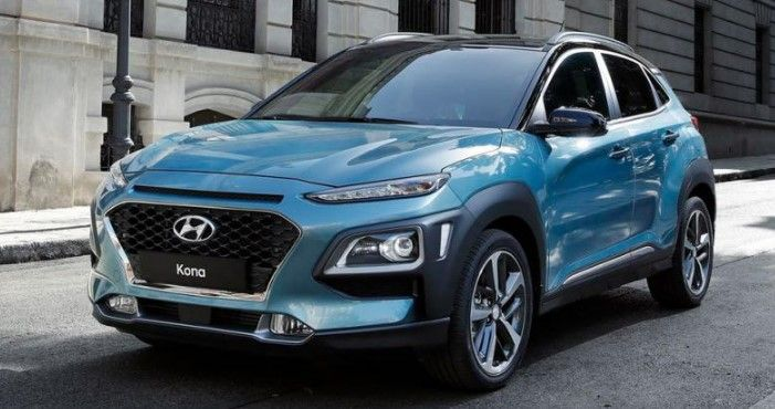 Hyundai Kona Facelift 2020 It Can Appear Featuring The Very Same Awesome Appears Making It Be Noticeable In A Group Right N Mejores Coches Carros Y Motos Autos