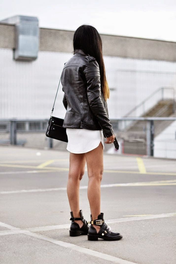 Trend Alert: Balenciaga Cut-Out Boots
