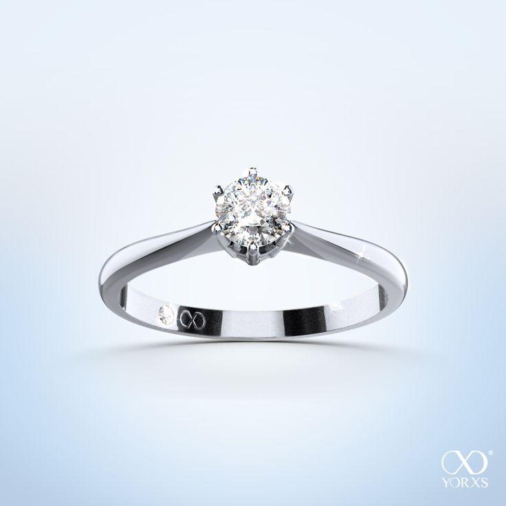 "Let ""Fortuna"" bring you a happy marriage! #fortuna #platin #verlobungsring #brillant #diamant #diamantring #brillanting #zertifiziert #sicherkaufen #gia #ringkonfigurieren #konfigurator #ringselbstdesignen #yorxs"