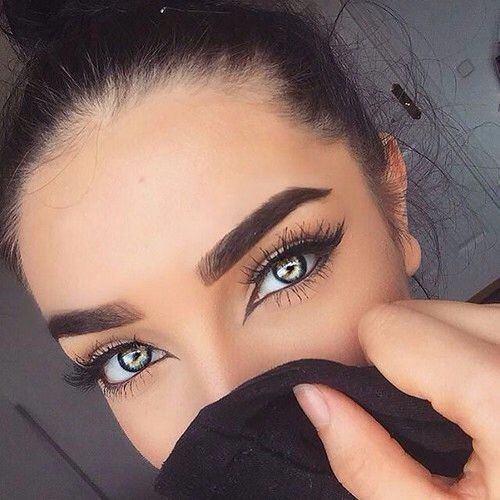 Best 25 Straight Eyebrows Ideas On Pinterest Straight Brows Korean Eyebrows And Asian Makeup