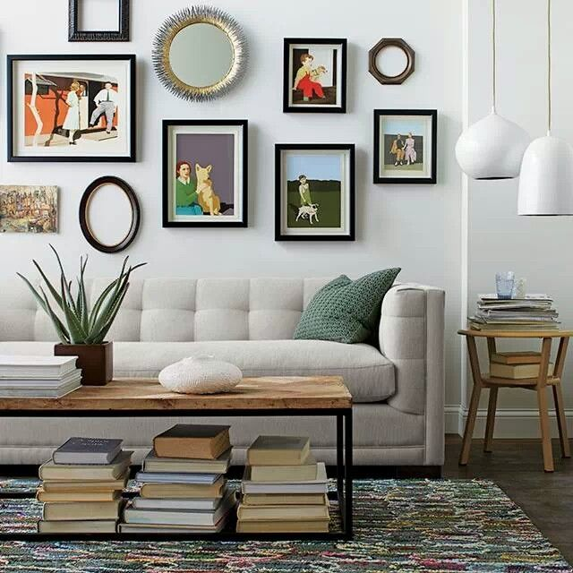 The Art of small space living.