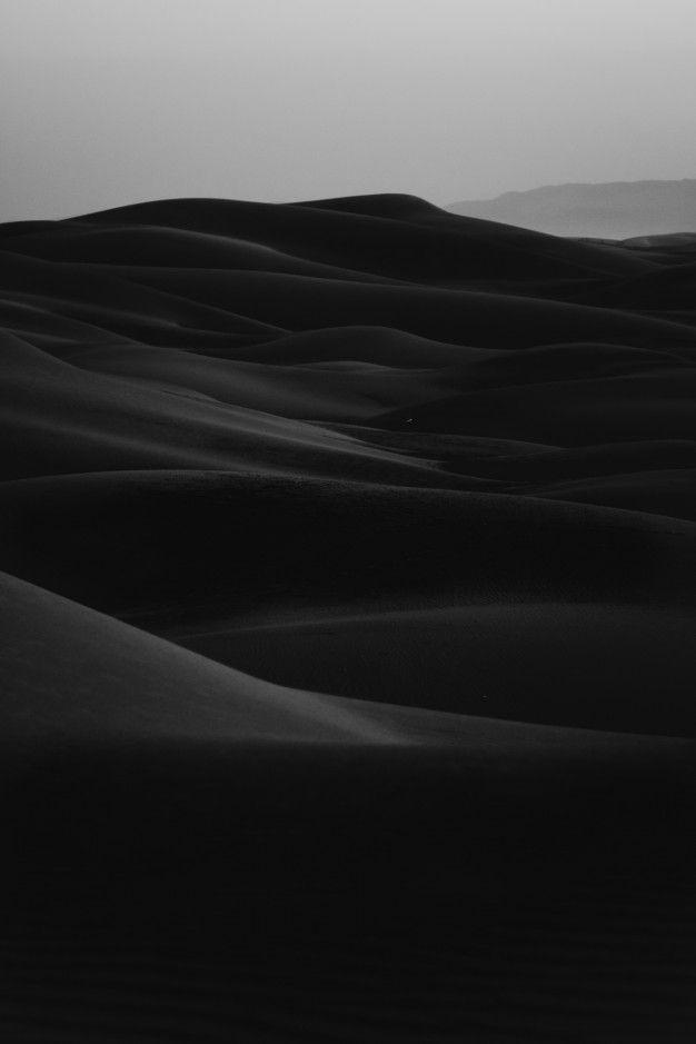 photo noir et blanc paysage