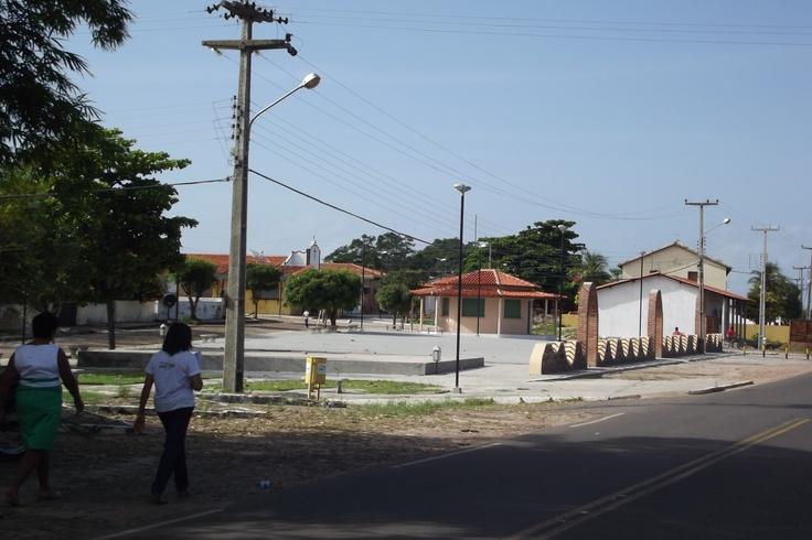 Centro Cultural - Av. F. da Costa Veloso