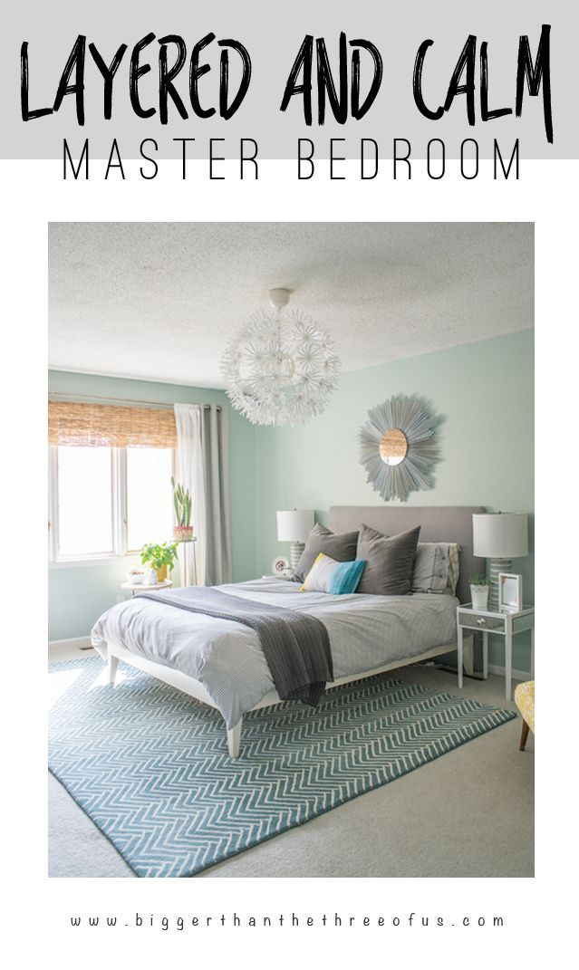 Mint Green Master Bedrooms And Colors On Pinterest