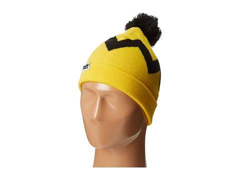 Neff Charlie Beanie Yellow/Black - Zappos.com $24.00