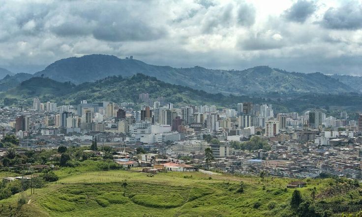 Estampa de Pereira, Risaralda #colombia