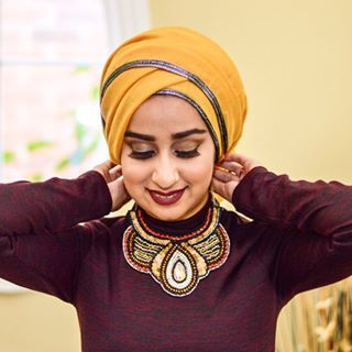 But if you don't fancy that, you could try tying it like a turban. | 16 Absolutely Gorgeous Ways To Tie Your Hijab