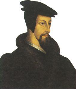 Giovanni Calvino, il riformatore che fece mettere a morte l'eretico Michele Serveto Ricordiamoci di questa pagina infame della storia della Riforma, affinchè non seguiamo le orme di Giovanni Calvi...