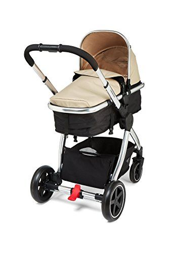 Mothercare Journey Chrome Travel System, Sand