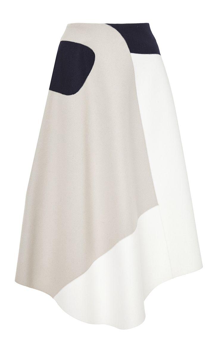 Siku Applique  Skirt by Tibi for Preorder on Moda Operandi