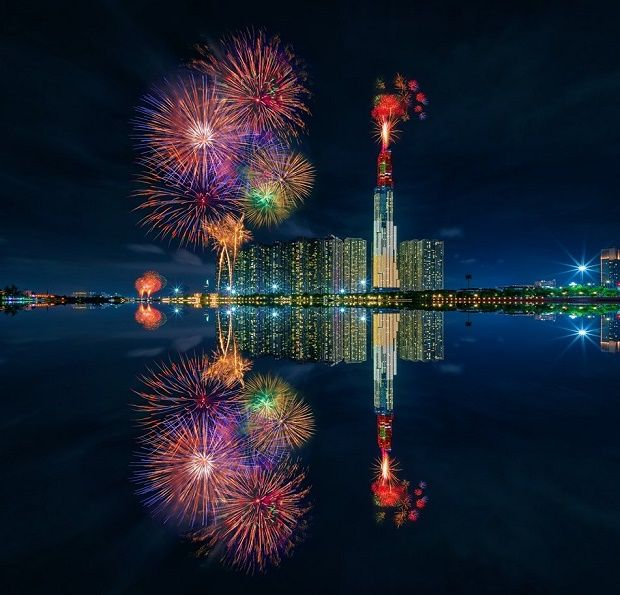 Top Destinations For Nye 2019 In South East Asia Southeast Asia New Years Eve Fireworks Asia