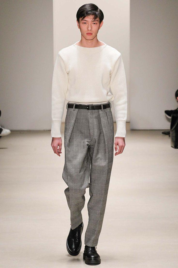 Jil Sander - Fall 2015 Menswear