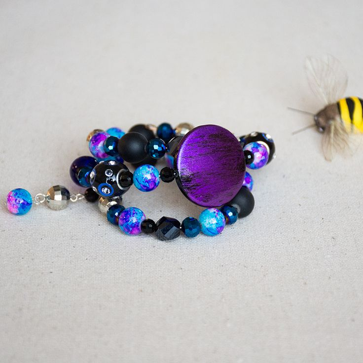 diy nebula jewelry - photo #15