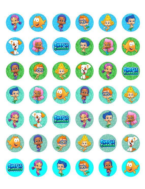 bubble bottle label template - 126 best images about bubble guppies party on pinterest