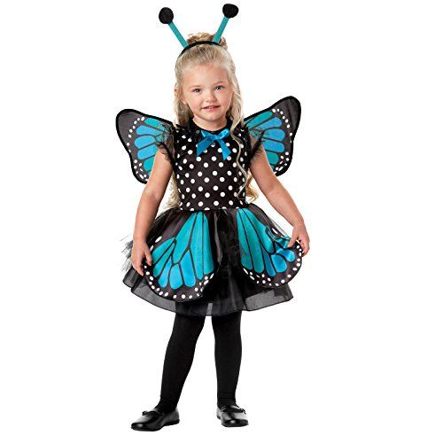 Totally Ghoul Beautiful Butterfly Costume