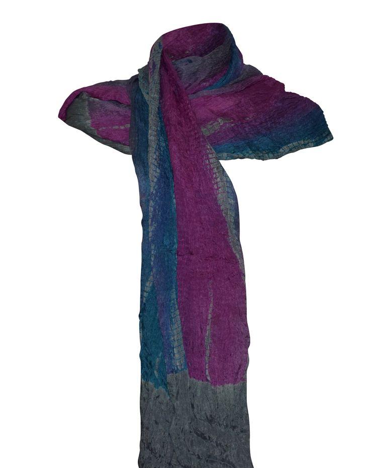 Dezinery - Pure Silk Scarf  - Tie and Dye, $75.00 (http://www.dezinery.com/pure-silk-scarf-tie-and-dye/)