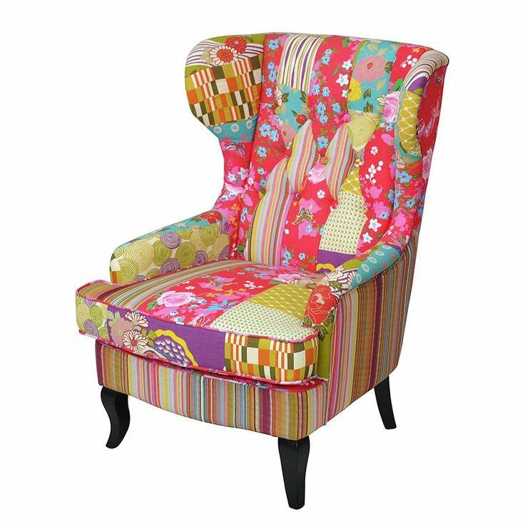 ber ideen zu patchwork stuhl auf pinterest. Black Bedroom Furniture Sets. Home Design Ideas