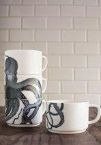 Tentacle Spectacular Mug Set | Mod Retro Vintage Kitchen | ModCloth.com