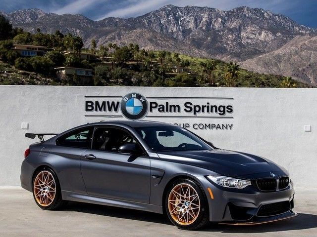 Cool Awesome 2016 BMW M4 GTS 2016 BMW M4 GTS 7-Speed Manual20 MilesMineral Gray Metallic 2017 2018 Check more at http://24auto.ml/bmw/awesome-2016-bmw-m4-gts-2016-bmw-m4-gts-7-speed-manual20-milesmineral-gray-metallic-2017-2018/