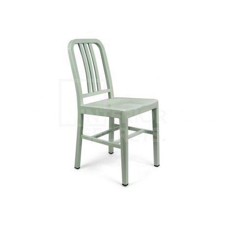 US Navy Chair- Emeco Hudson Replica - White