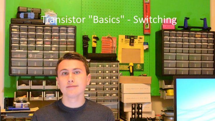"Transistor ""Basics"" - BJT as Switch"