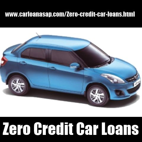 Zero Credit Car Loans #CarLoans