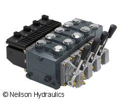 Danfoss Pvg 32 Proportional Valves Hydraulic Components Valve Proportion Hydraulic