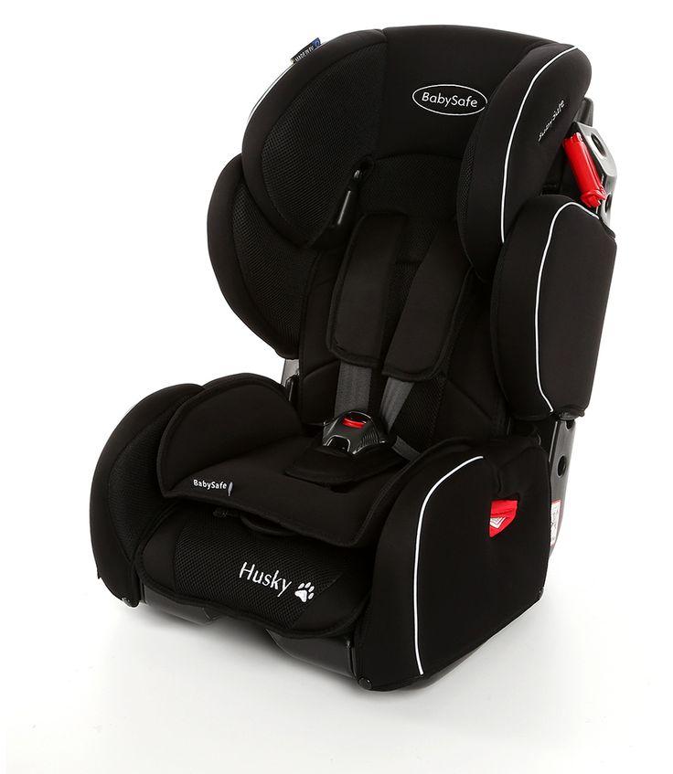 Husky fotelik BabySafe 4 lata gwarancji