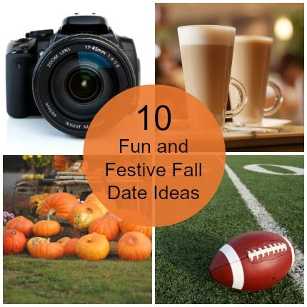 10+Fun+and+Festive+Fall+Date+Ideas. Except for the beer contest. Not my thing!