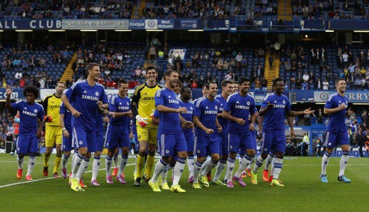 Top 10 : les clubs les plus riches du monde 7. Chelsea FC : 387,9 millions €