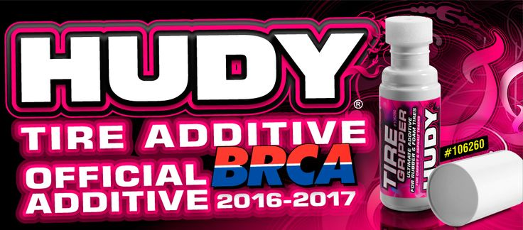 HUDY Tire Additive #106260 was chosen by the BRCA as the official Tire Additive in UK. #RCcar