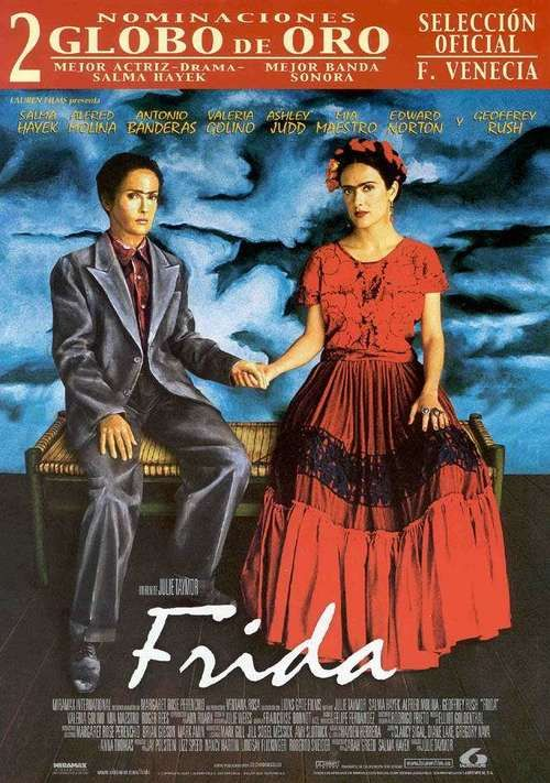 Watch Frida Full-Movie