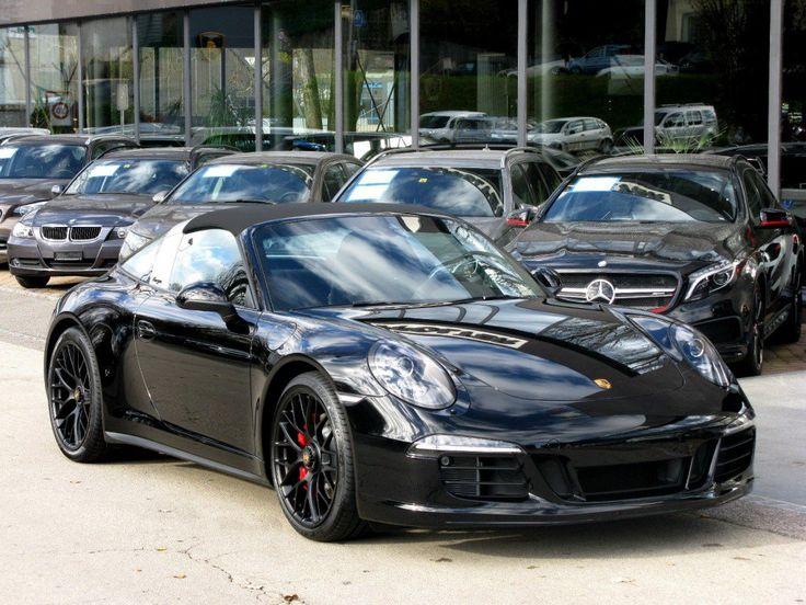 Leasing : PORSCHE, 911 Targa 4 GTS - Hypercars - Le sommet de l'automobile.