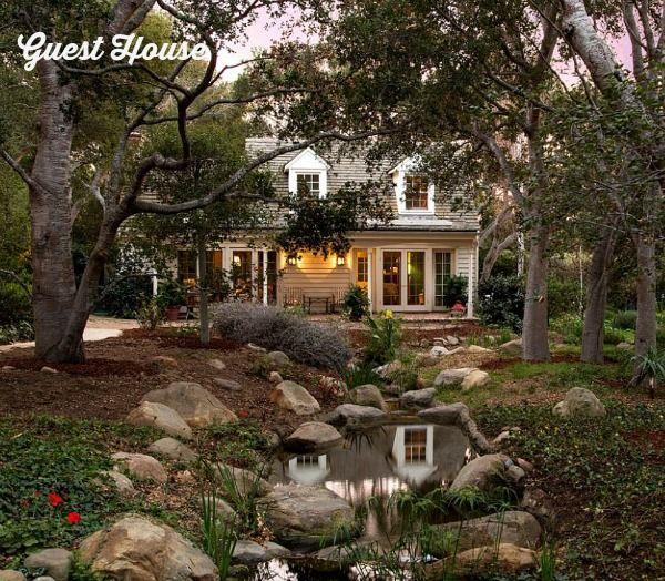 Brookside New England Farmhouse Style In Montecito