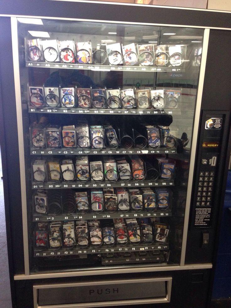 420 Best Vending Machine Concepts Images On Pinterest