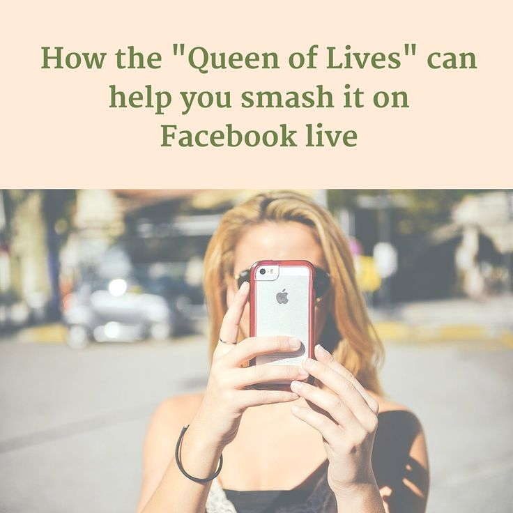 Going live can be terrifying.   here's some advice on how to overcome those fears and rock it live.  http://www.lightofathousandstars.co.uk/2016/05/my-bbc-nickname-and-6-tips-for-going-live-on-facebook/