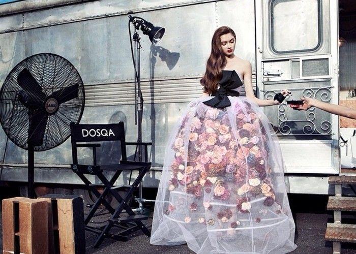 天才アーティスト!?三浦大地さんが作る幻のブランド『DOSQA』のドレスが可愛すぎ♡のトップ画像