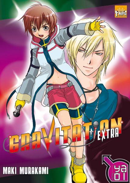 Gravitation Extra - Manga série - Manga news