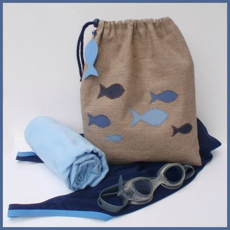 14 best sac piscine images on Pinterest Couture sewing, Couture