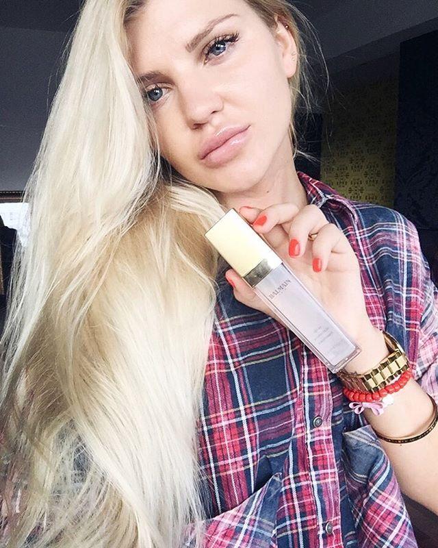 To co wszystkie Roszpunki kochają najbardziej @balmain_hair_poland  piękne i lśniące włosy.. Czuję się jak  #balmain #balmainhair #longhair #haircare #beauty #beautyblogger #roszpunka #blondes #hairgoals