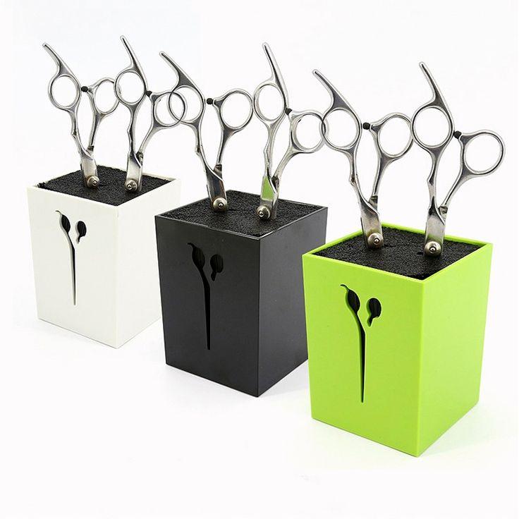 Professional Hair Scissor Case Salon Hair Tools Holder, Hair Scissor Holder C-08 For Barber Scissor Socket Free Shipping