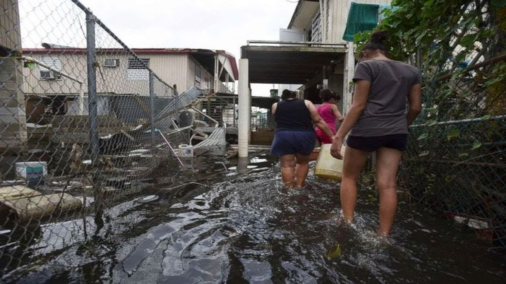 Here's What The Mainstream Media WON'T Tell You... FEMA, Maria, Puerto Rico  Published on Sep 27, 2017