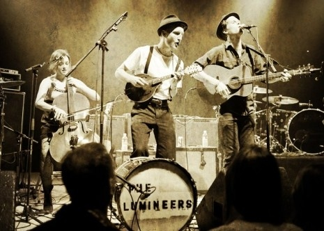 """Watch: The Lumineers' Tour Video for """"Stubborn Love"""" — Following the success of their song """"Ho Hey,"""" """"Stubborn Love"""" is equally delightful."""