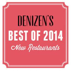 Best of 2014: New Restaurants - This year's most noteworthy new openings that exemplify dining at its finest.