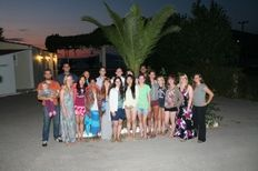 The first group of volunteers for the summer of 2013   | check it out at wildlifesense.com