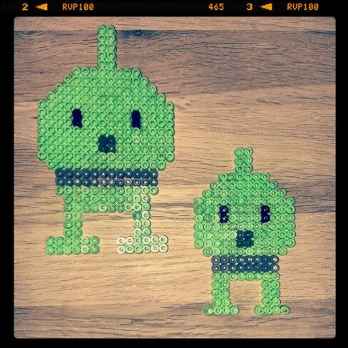 Hoptimist | designed in Hama by @jollygolden10