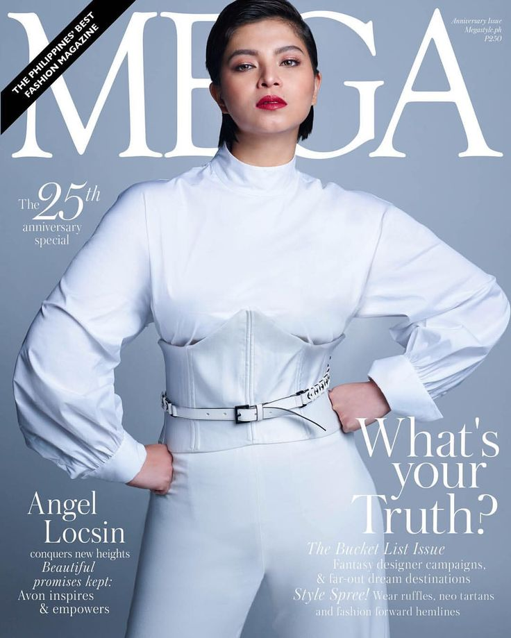 "8,376 Likes, 154 Comments - MEGA (@mega_magazine) on Instagram: ""With a swipe of Avon True Colour Perfectly Matte Lipstick in Red Supreme on her lips, Angel Locsin…"""