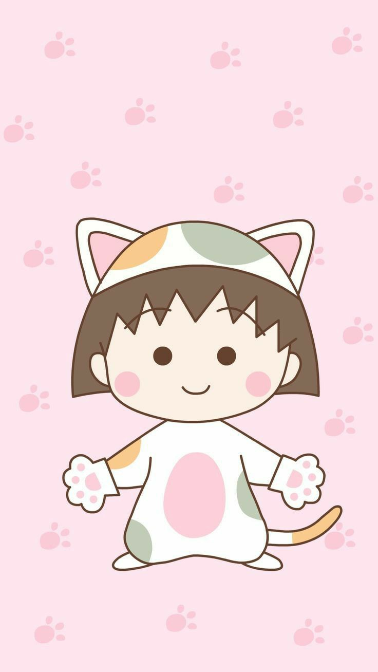 Pin Oleh Jocyeyee Di Maruko Di 2020 Kartun Wallpaper Lucu Seni Anime
