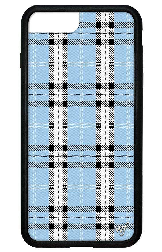 coque iphone 8 black blue